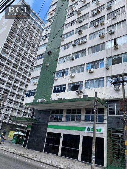 No Centro Do Recife, Próximo A Tudo. - Sa0858