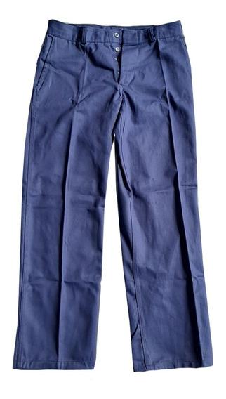 Pantalon De Trabajo Ip Azul Marino Industria Construcción