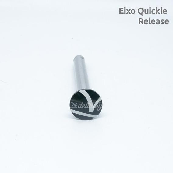 Eixo Traseiro De Engate Rápido Quickie Release 12mm