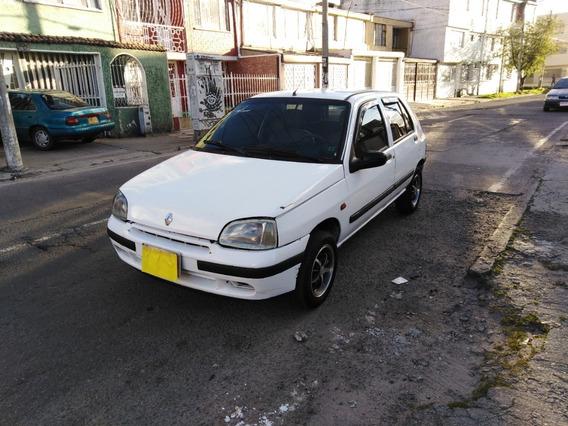 Renault Clio Rt 1.4 5v Hatback A. A. D. H. 1997
