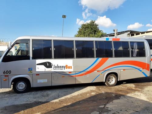Micro Ônibus Rodoviário Volare Dw9 - Ano 13/14 - Johnnybus