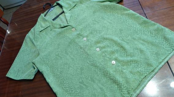 Camisa Arreptilada