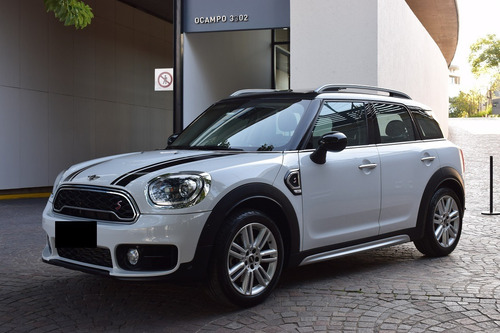 Mini Countryman S At 2018 Patentado Y Rodado En 2020 14.000k
