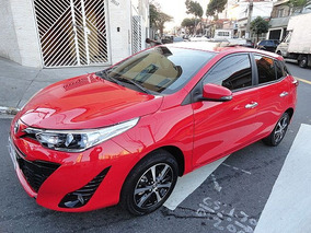 Toyota Yaris 1.5 16v Xls Multidrive 2019 - F7 Veículos