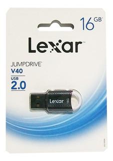 Pen Drive Lexar V40 De 16 Gb Original 2.0