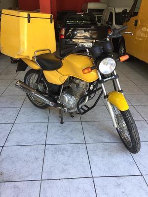 Honda Cg 125 Fan Job Ano 2006 Em Ótimo Estado!!!