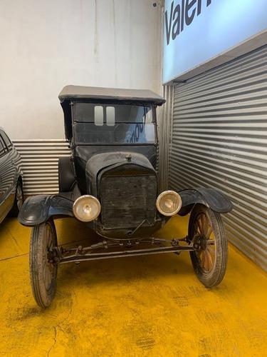 Imagen 1 de 5 de Ford T