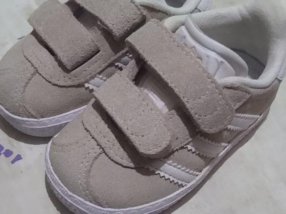 Zapatillas adidas De BebeGazelle Talle 19 De Nena