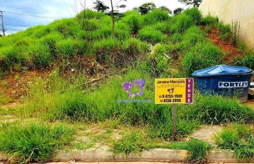 Imagem 1 de 4 de Terreno À Venda, 150 M² Por R$ 100.000,00 - Jardim Bela Vista - Araçariguama/sp - Te0588