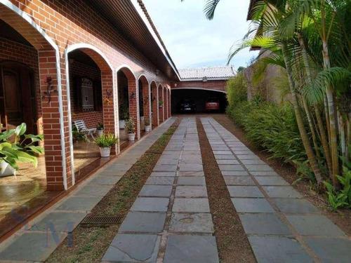 Imagem 1 de 30 de Casa Com 4 Dormitórios Para Alugar, 400 M² Por R$ 15.000/mês - Vila Eldízia - Santo André/sp - Ca0777
