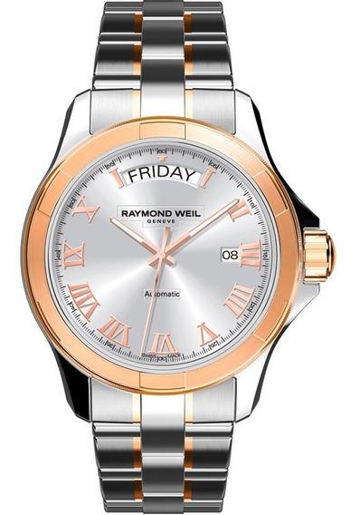 Reloj Raymond Weil Maestro Parsifal Rw2965sg500658
