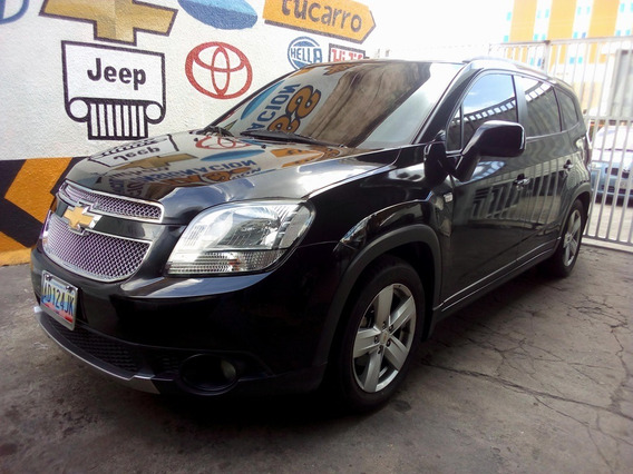 Chevrolet Orlando 2014 Automatico
