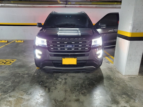 Ford Explorer 2016 Limited 4x4 Negociable