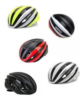 Casco Bicicleta Giro Synthe Mtb Ruta Nuevo Patinaje Talla M