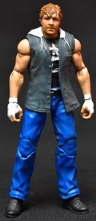Figuras Wwe Mattel Elite Jakks - Dean Ambrose