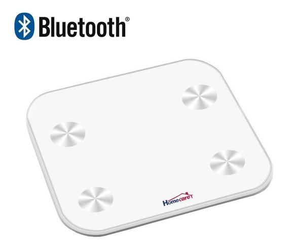 Báscula Bluetooth Control De Peso Grasa Corporal Masa Ósea