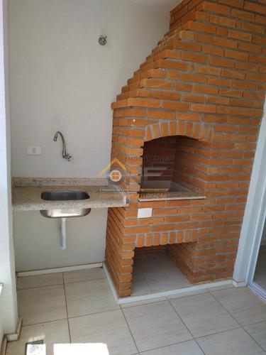 Imagem 1 de 10 de Apartamento - Ap00575 - 69258757