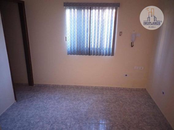 Kitnet Com 1 Dormitório À Venda, 35 M² Por R$ 110.000,00 - Boqueirão - Praia Grande/sp - Kn0669