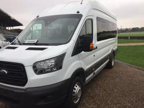 Ford Transit 2.2 Minibus 17+1 Entrega Inmediata Consulte Ps