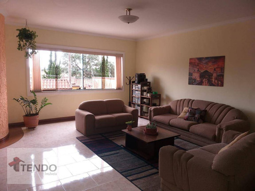 Imagem 1 de 30 de Imob03 - Sobrado Com 3 Dormitórios À Venda, 377 M² Por R$ 1.100.000 - Suíssa - Ribeirão Pires/sp - So0768