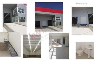 Renta De Amplia Bodega Industrial El Marques Querétaro Cerca De Principales Ciudades Céntricas