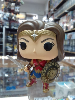 Funko Pop Wonder Woman #172 Dc Comics Wonder Woman Movie