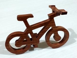 Miniatura Bicicleta - Mountain Bike Madeira (frete Grátis)
