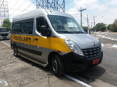 Renault Master 2.3 Executive L2h2 Escolar 2018