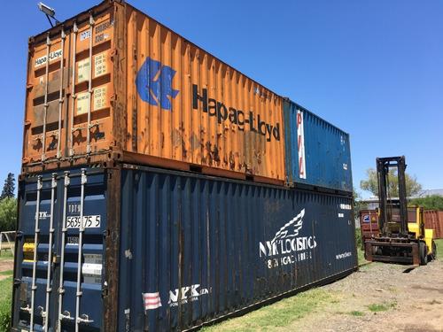 Contenedores Marítimos Containers 20 Pies Standar