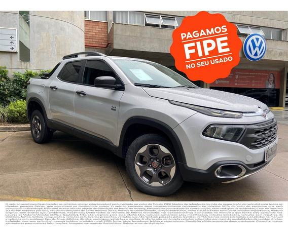 Fiat Toro 2.0 16v Turbo Diesel Freedom 4wd Manual