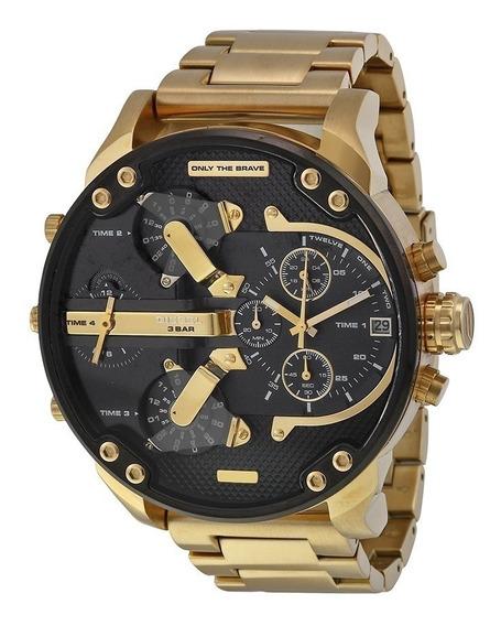 Reloj Diesel Mr Daddy 2.0 Dz7333 Nuevo Y Original