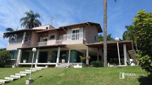 Imagem 1 de 30 de Casa Com 3 Dormitórios À Venda, 450 M² Por R$ 2.035.000,00 - Chácara Da Lagoa - Itapecerica Da Serra/sp - Ca0676