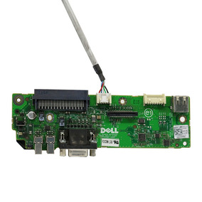 Placa Painel Frontal Servidores Dell R710 P/n 0j800m - Usado