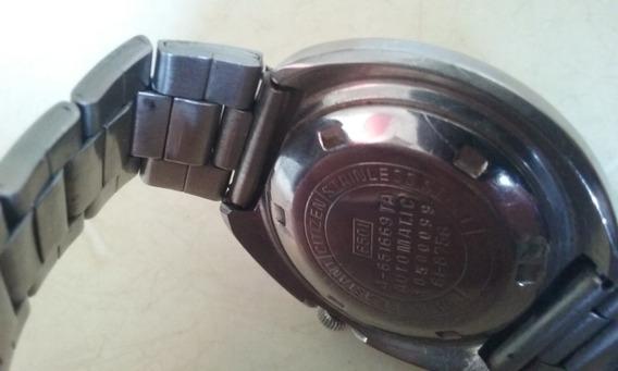 Relógio Automático Citizen Antigo