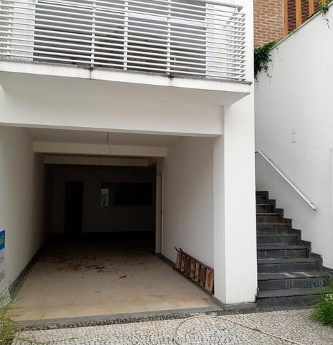 Imagem 1 de 30 de Casa A Venda No Bairro Vila Madalena Em São Paulo - Sp.  - Ms1095-caleiro-1