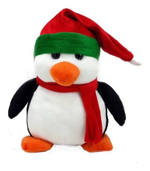 Pinguim Pelúcia Yuri 25 Cm Lavável Anti-alérgico Unissex