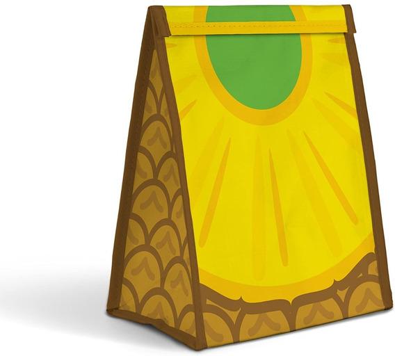 Froot Bolsa Para Sandwich Piña