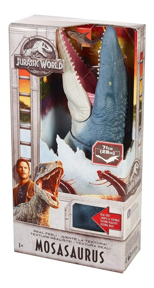 Jurassic World Mosasaurus Real Feel Skin Collagekidsar