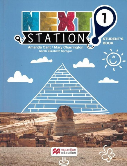 Next Station 1 - Students Book With Workbook & Clil