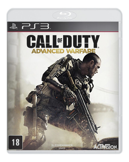 Call Of Duty Advanced Warfare Novo Original Playstation Ps3