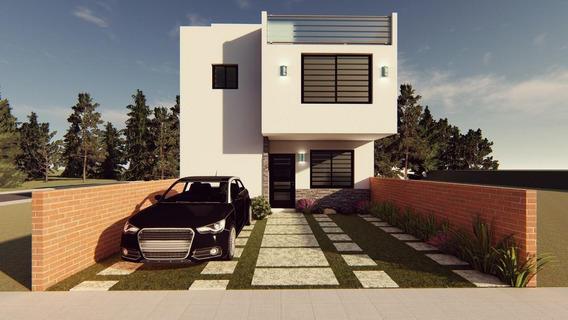 Excelente Oportunidad De Proyecto, Casa Moderna