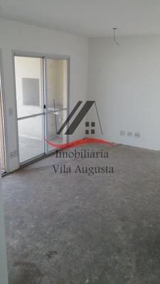Apartamento No Condomínio Parque Clube Guarulhos 91m², 3 Dormitórios, 1 Suíte E 2 Vagas De Garagem - Ap693
