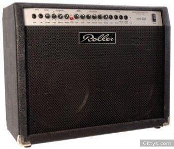 Amplificador De Guitarra Roller Rs 120w