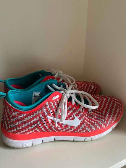Tênis Nike Run 5.0 (usado) Tam. Us 6.5 (brazil Aprox 35/36)