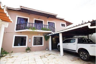 Casa Residencial Para Venda E Locação, Salinas, Fortaleza. - Ca0384