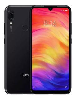 Redmi Note 7 Xiaomi 128gb Brinde Pelicula De Vidro