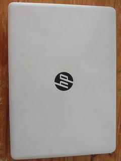 Notebook Hp 14-bs0xx. Precio Charlable