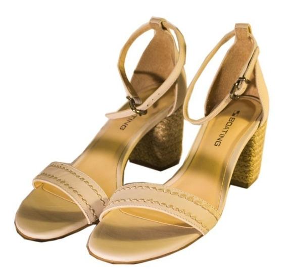 Zapatos Tacos Boating Divinos 0047 Mujer Nuevos Oferta!