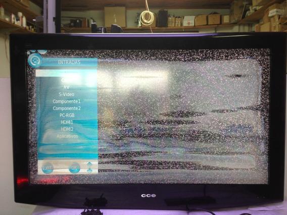 Peças Retiradas Da Tv Cce Mod Tv Lcd 32 D32