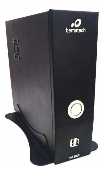 Computador Mini Rc-8000   4 Gb Ram   320 Gb Hd   Bematech